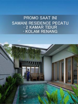 Samani Residence Pecatu