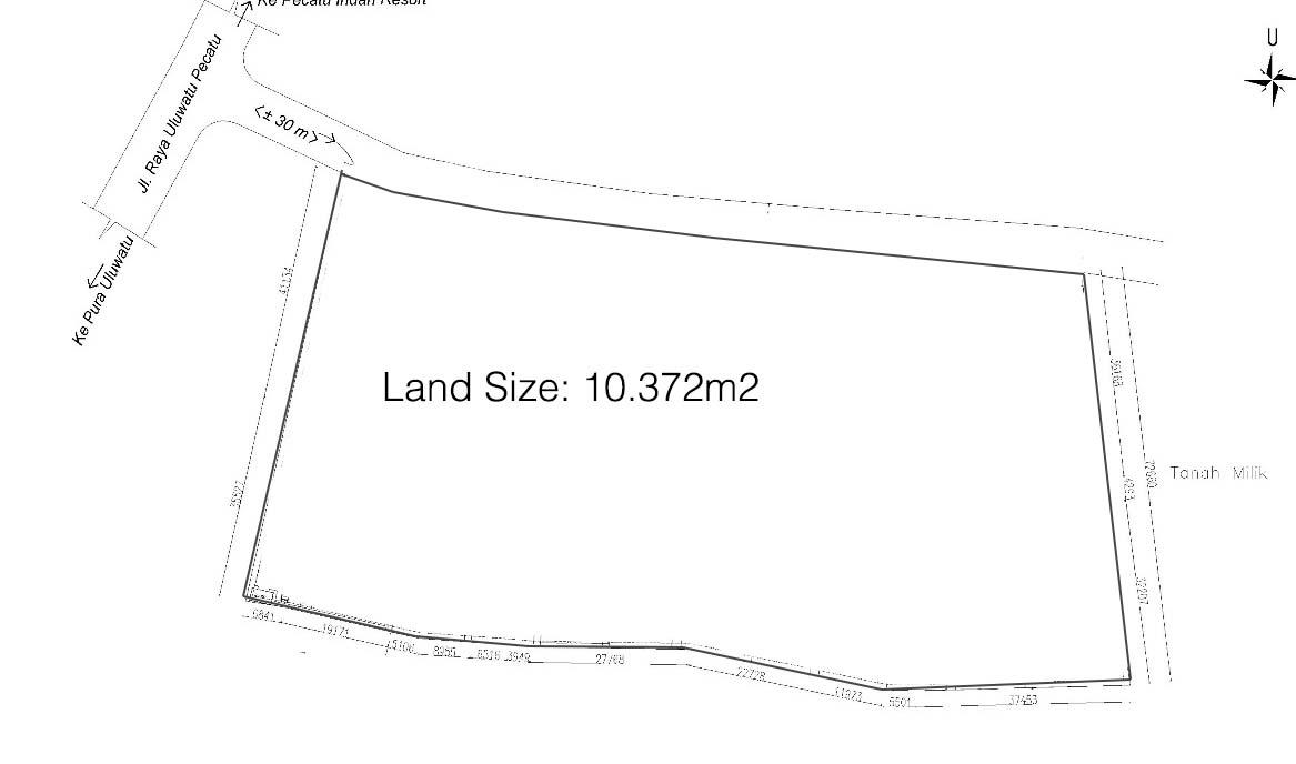 1 Hektar Tanah Dijual Di Pecatu Bali Baru Villa Dijual Di Bali Dad Bali Property
